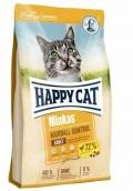 HAPPY CAT Minkas z Drobiem Hairball Control 10 kg